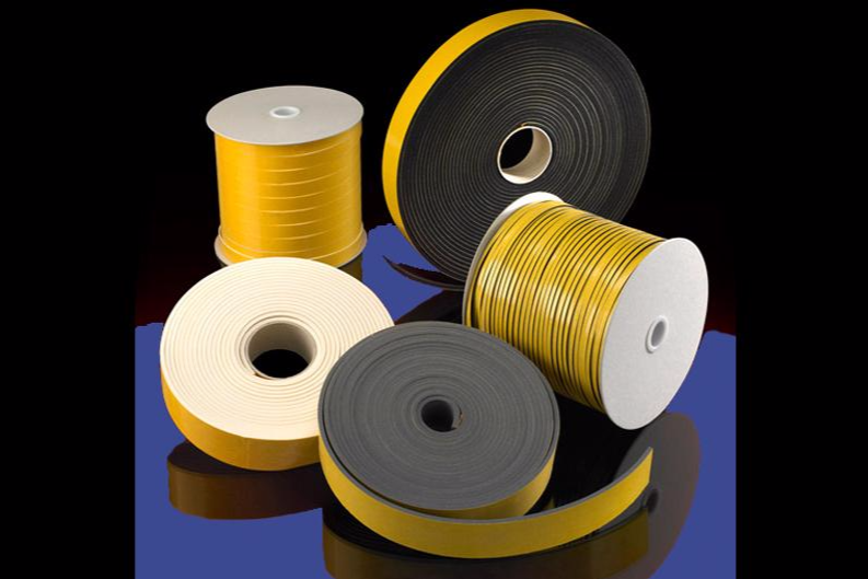 Closed cell rubber